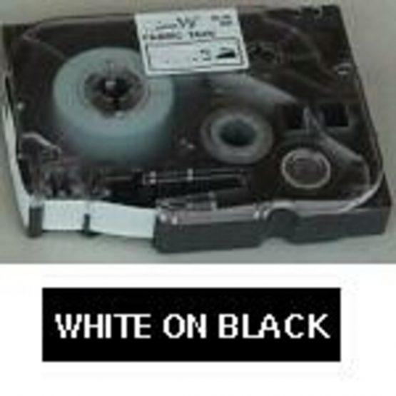 Brother TZe tape 9mmx8m white/black