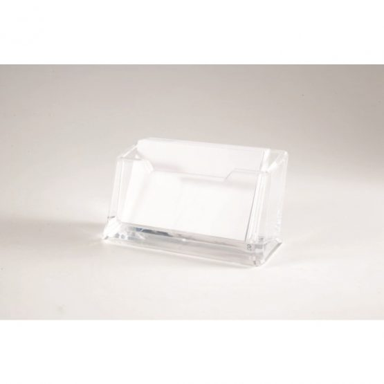 Business card holder acrylic PT-25T