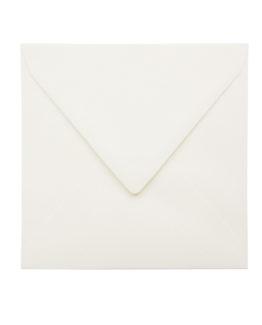 Envelope 14x14 cm white 5/pack