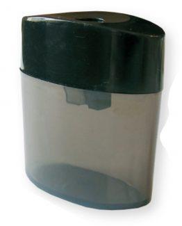 Sharpener handy w/container