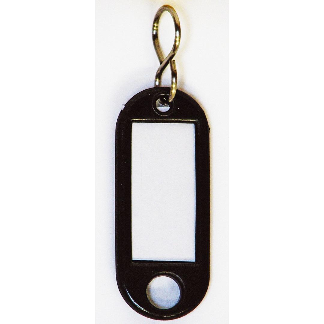 Key tag black