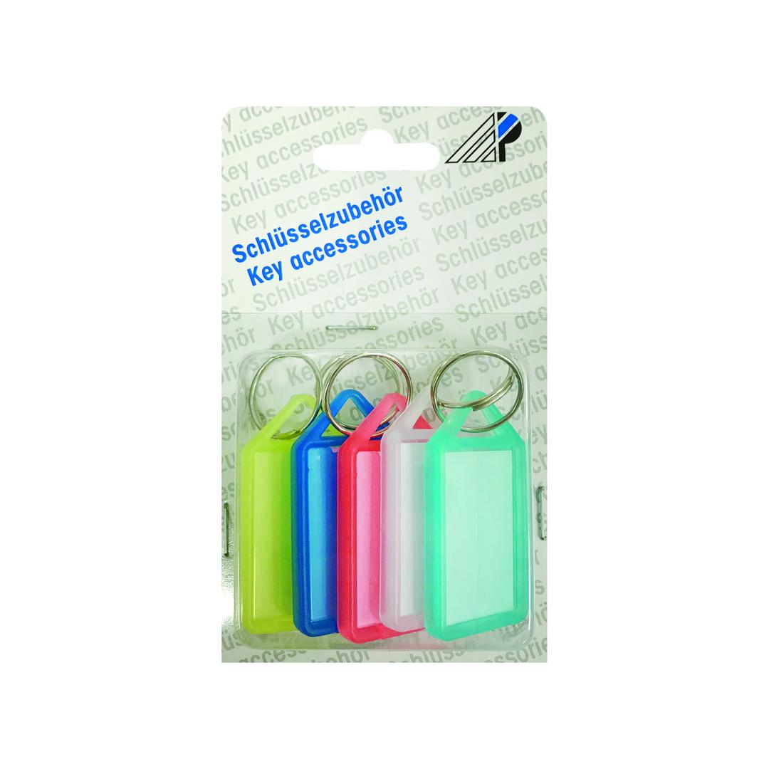 Key tag 5-pack