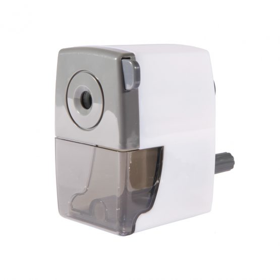 Sharpener table top white