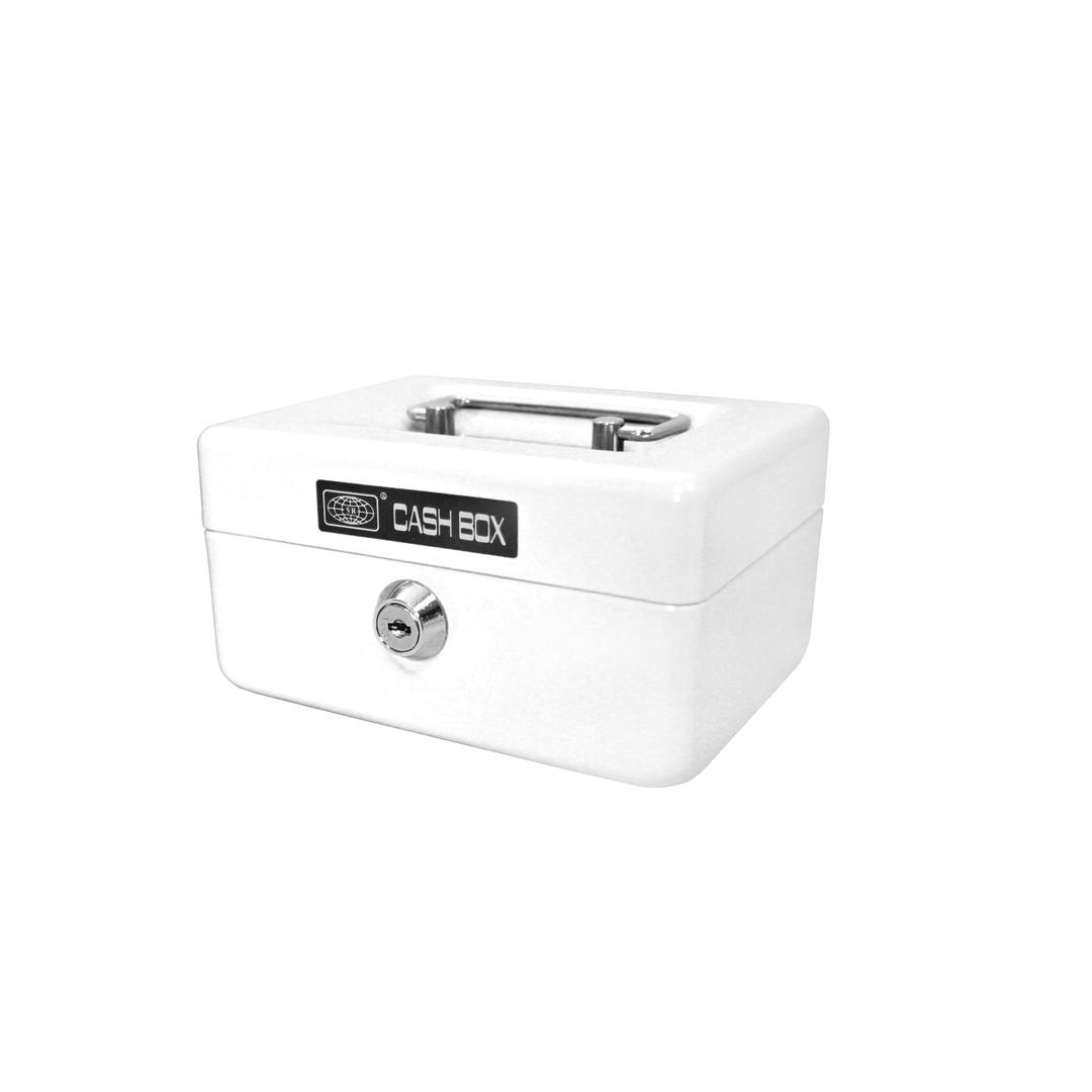 Cash box 701 15x12x8cm white