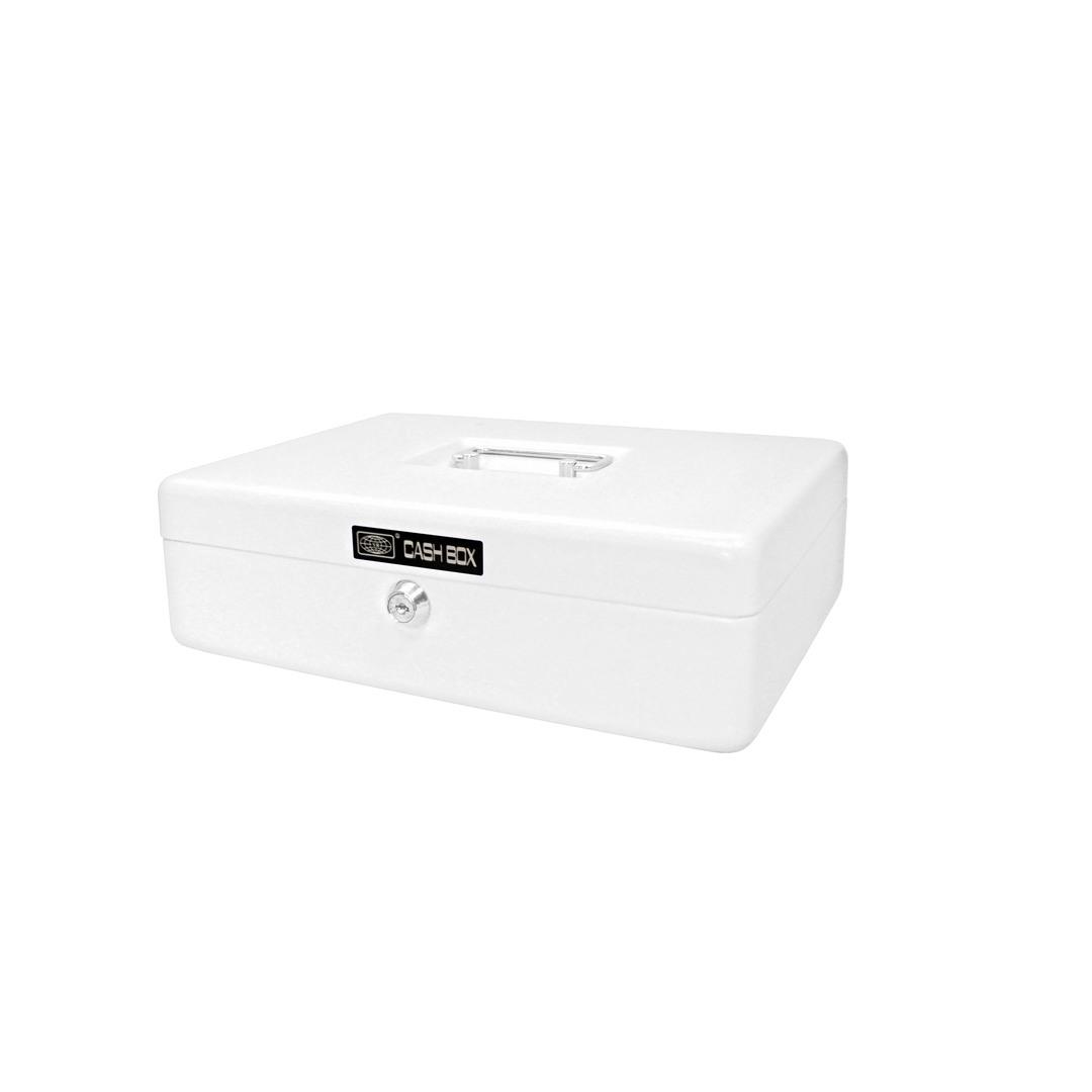 Cash box 704 30x23x9cm white