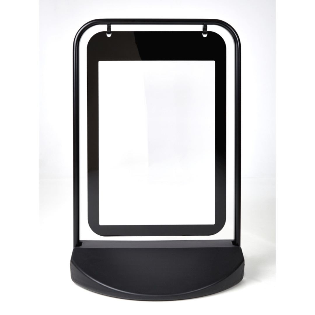 Sidewalk sign SwingerSign 50x70 black