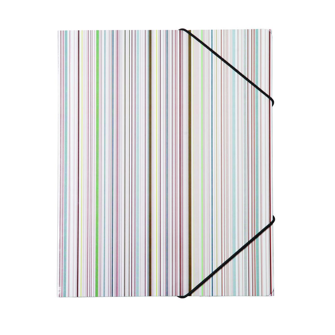 3-flap folder 400gr carton Ocean