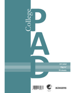 college pad A4 70g/70 sheets ruled (3)