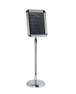 Floor stand Expo A4
