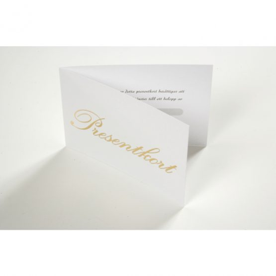 Gift cards ''gold text'' 10+10