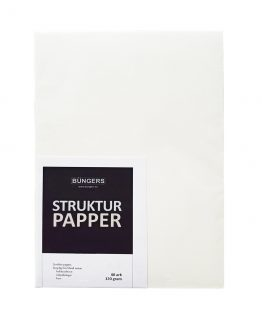 paper linnen structure A4 120 g white 40/pack