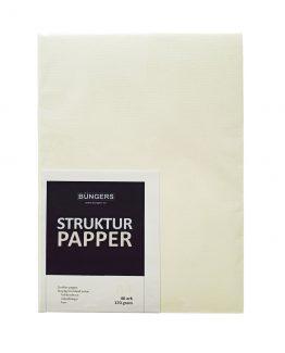 Letter paper linnen structure A4 130g vanilla 50 sheets