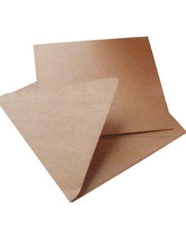 Cards + envelopes 5+5 copper