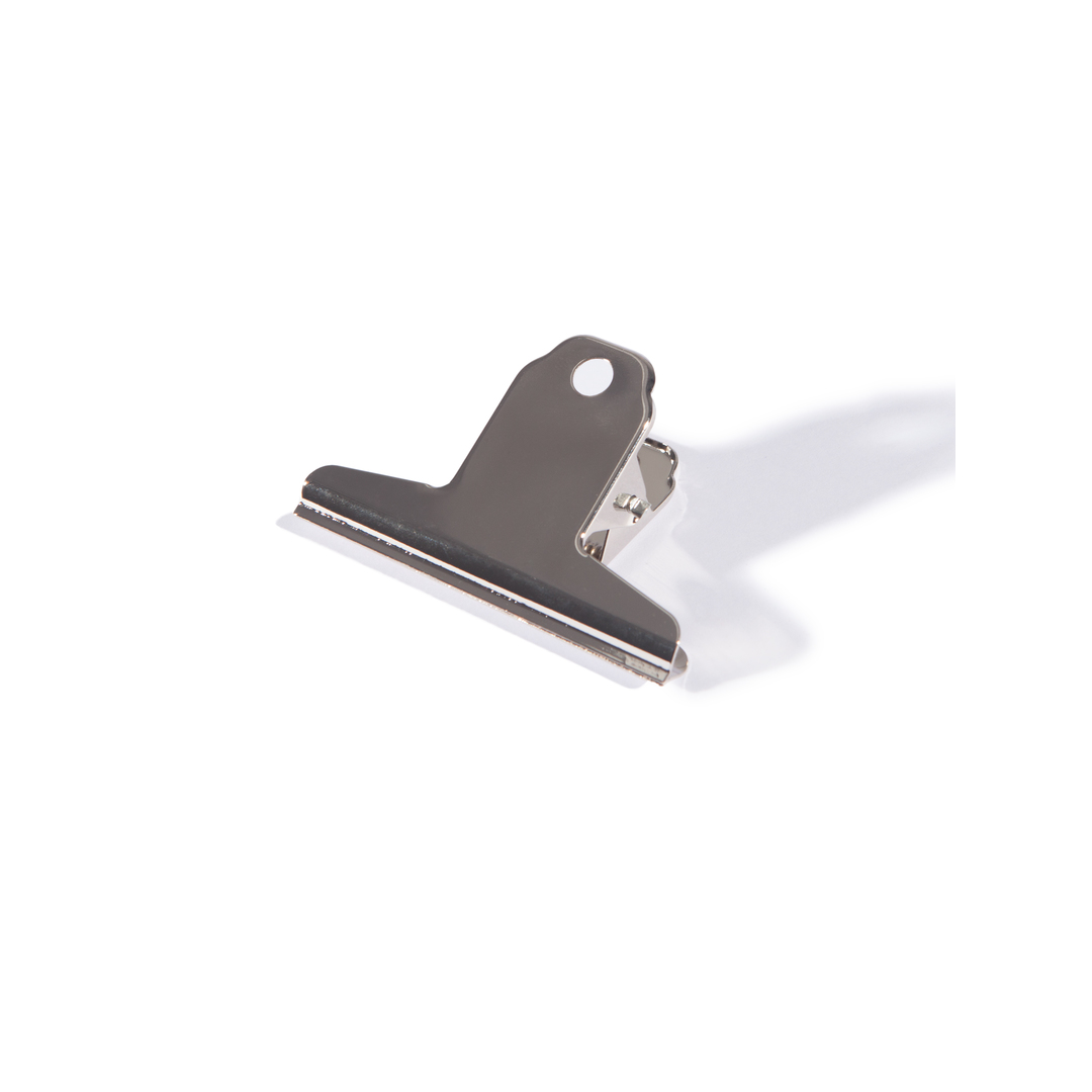 Clip metal broad: 76mm