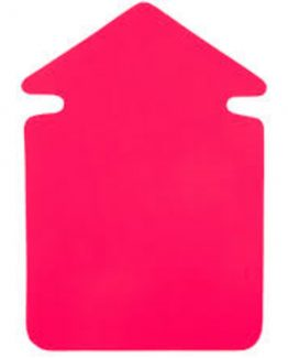 Arrow big 24x17 270g 20/pack fluorescent pink