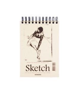 Sketch pad A5 110g 70 sheets