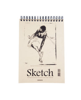 Sketch pad A4 110g 70 sheets