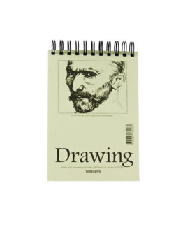 Drawing pad A5 135g 40 sheets