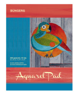 Aquarel pad 30x40cm 200G 15 sheets