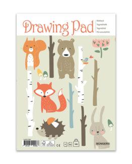 Drawing pad ''kids'' A4 1kg