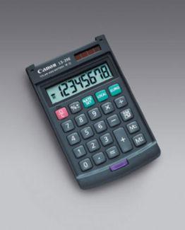 Canon LS-39E pocket calculator