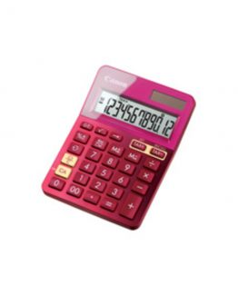 Canon LS-123K-MPK pocket calculator Pink