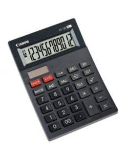 Canon AS-120 desktop calculator