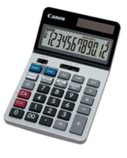 Canon KS-1220TSG desktop calculator