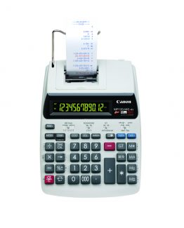 Canon MP120-MG-ES II printing calculator