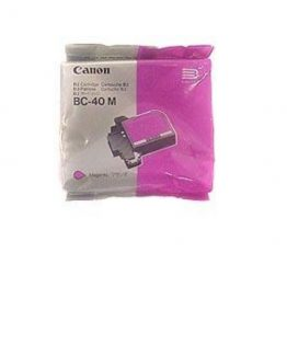 BC-40M magenta ink cartridge