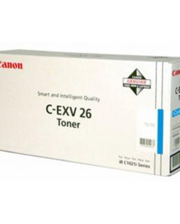 711 C-EXV 26 cyan toner