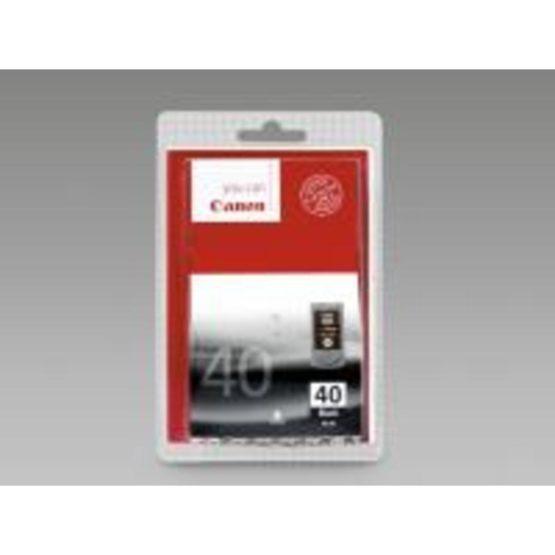 PG-40 black ink cartridge, blistered
