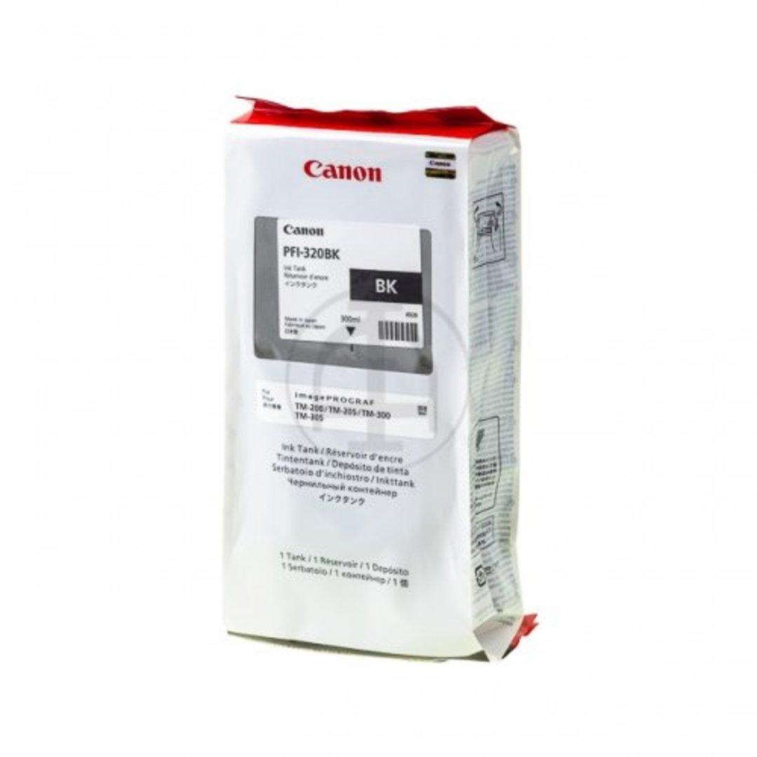 PFI-320BK Black Printcartdridge 300ml