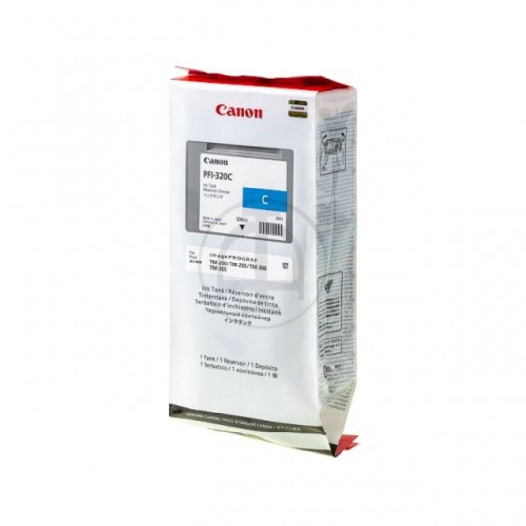 PFI-320C Cyan Printcartdridge 300ml
