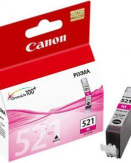 CLI-521M magenta ink cartridgeblistered