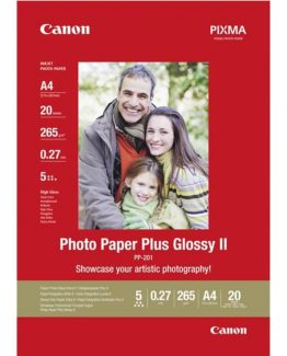 A4 PP-201 Photo Paper Plus II 265g (20)