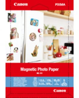Magnetic Photo Paper 4x6 5 sheets MG-101