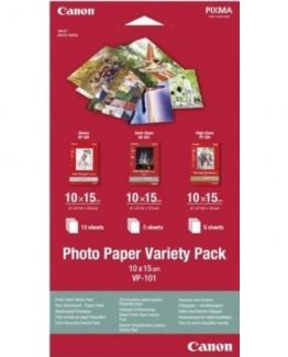 VP-101 Photo Paper Variety Pack 10x15
