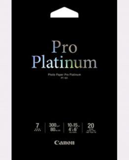 PT-101 Photo Paper Pro Platinum 300g (20)