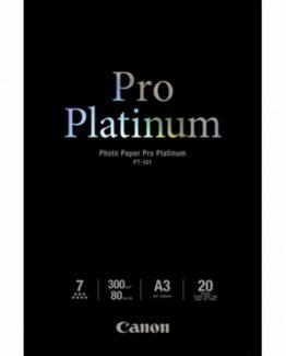 A3 Photo Paper Pro Platinum 300g (20)