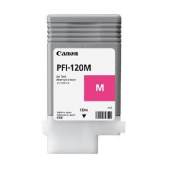 PFI-120M magenta ink tank
