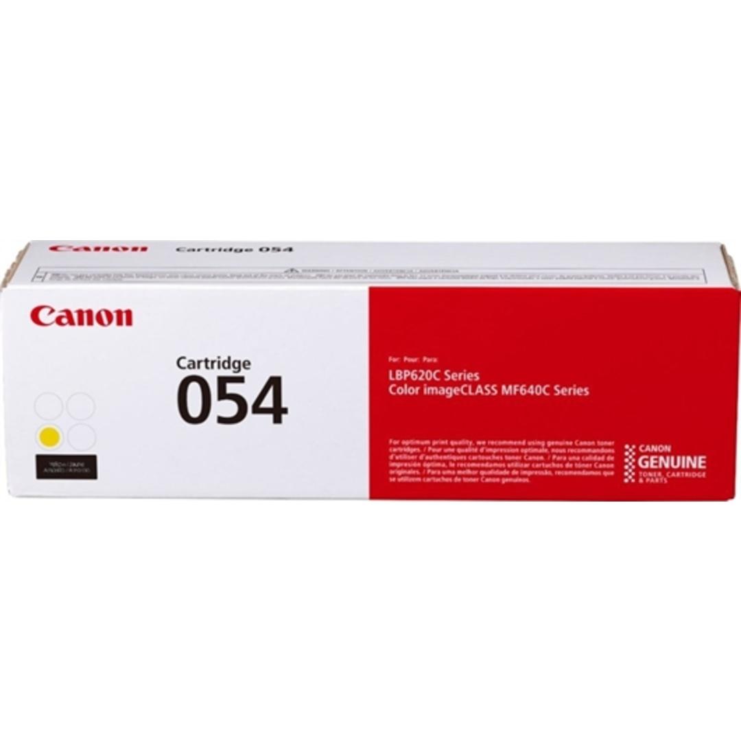 CLBP 054 Yellow Toner Cartridge 1.2K