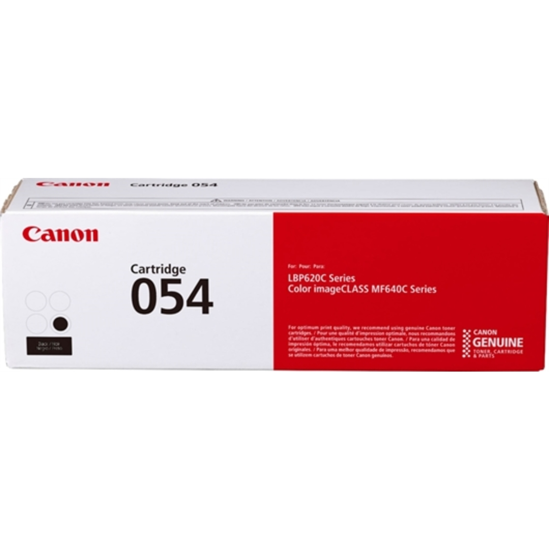 CLBP 054 Black Toner Cartridge 1.5K
