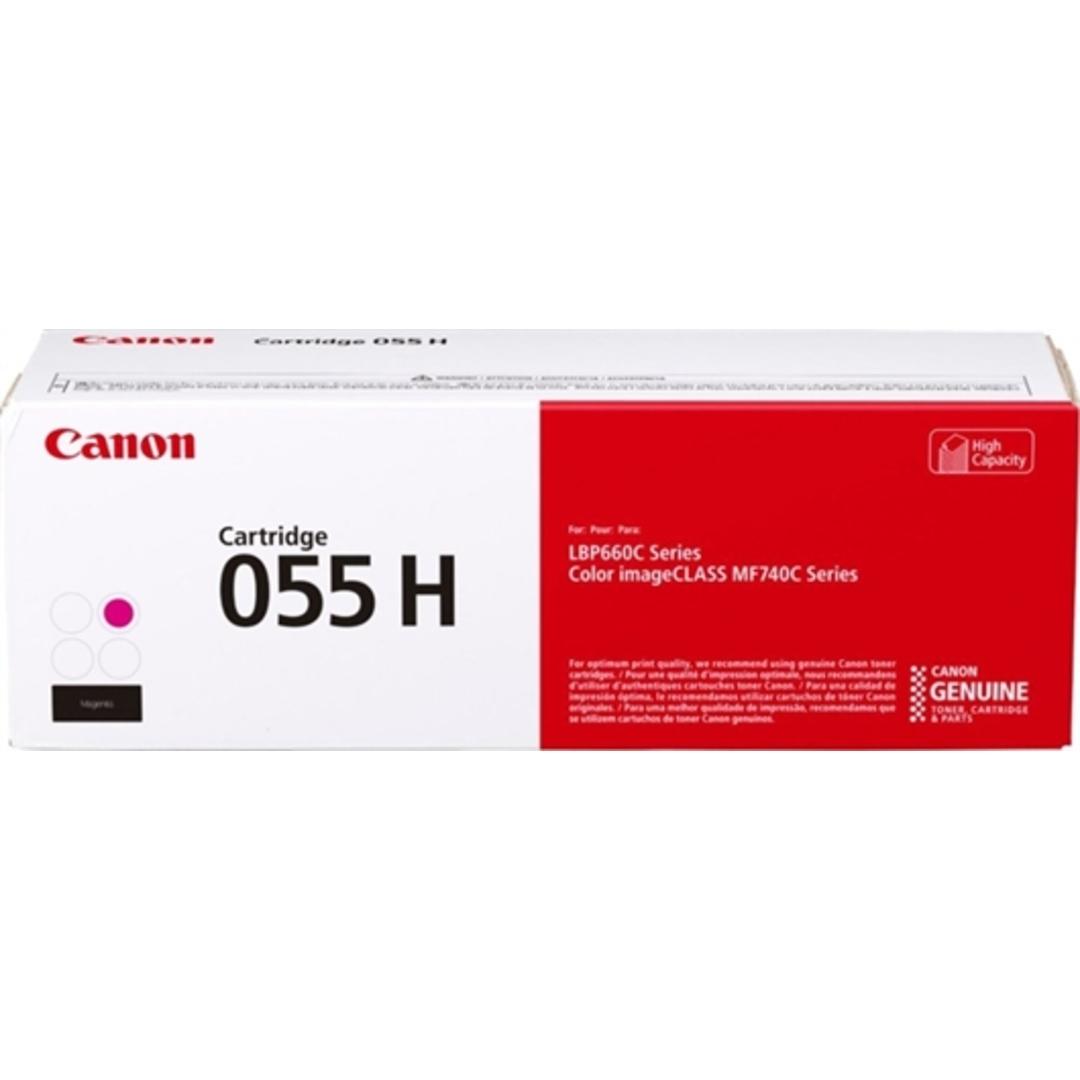 CLBP 055 Magenta Hi cap Toner Cartridge 5.9K