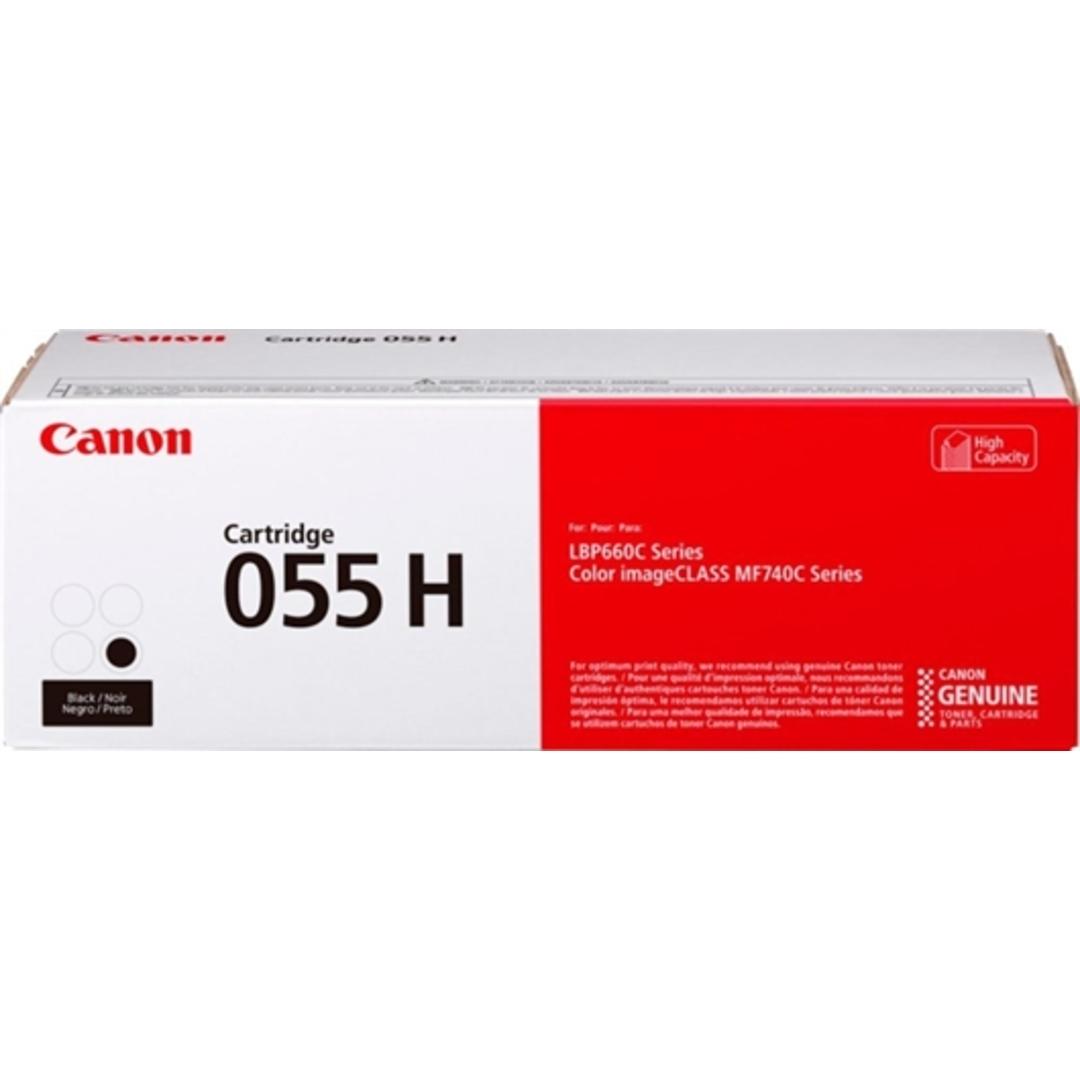 CLBP 055 Black Hi cap Toner Cartridge 7.6K