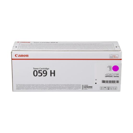 059 H Magenta Toner Cartridge 13.5K