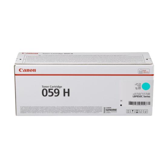 059 H Cyan Toner Cartridge 13.5K