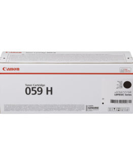 059 H Black Toner Cartridge 15.5K