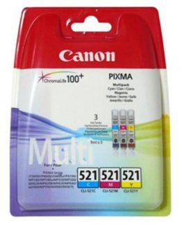 CLI-521 c/m/y multi-pack