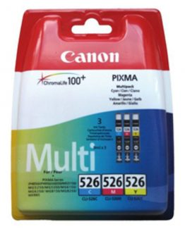 CLI-526 C/M/Y multi-pack